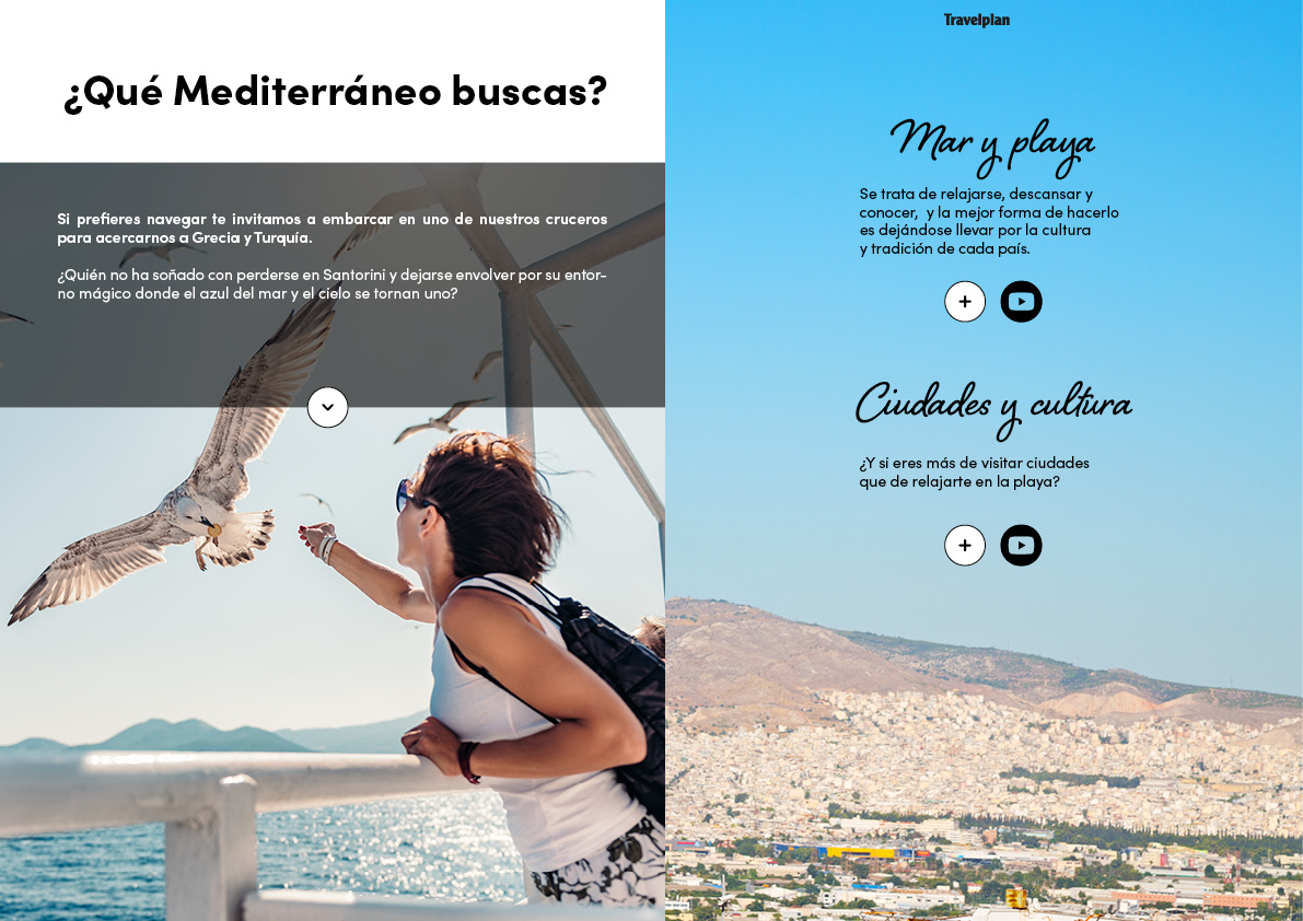 emagazine - Travelplan - Mediterráneo