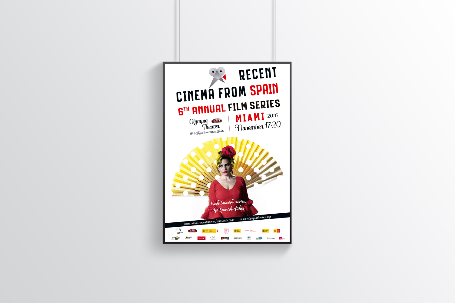 6th Recent Cinema from Spain