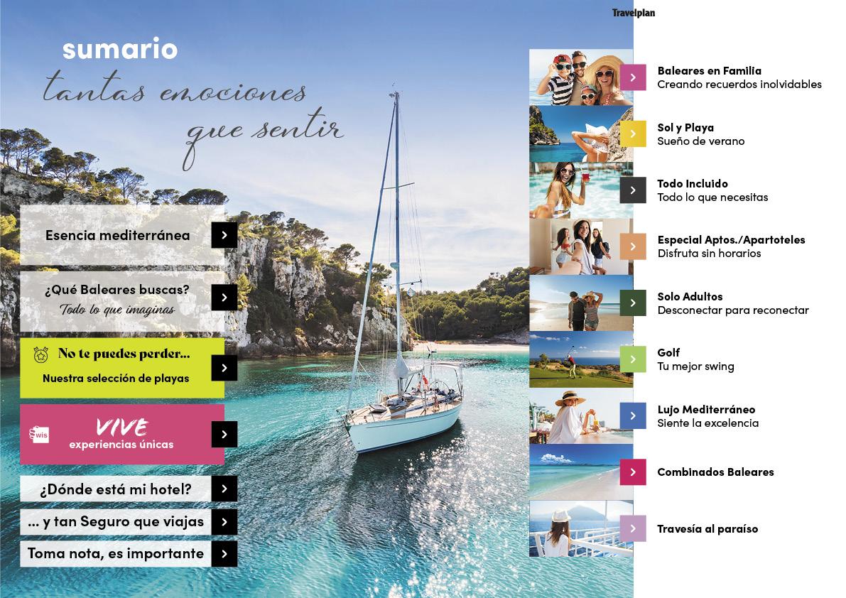 eMagazines - Travelplan - Baleares