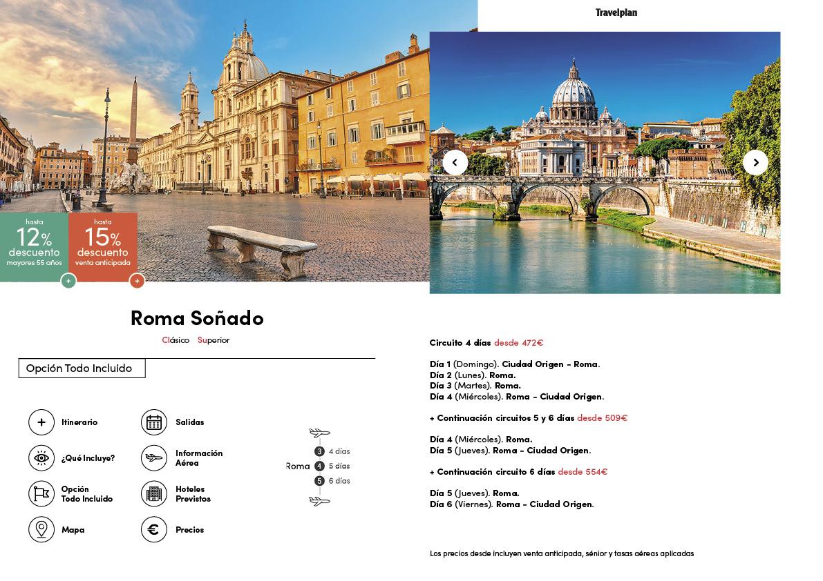 eMagazines - Travelplan - Circuitos por Europa