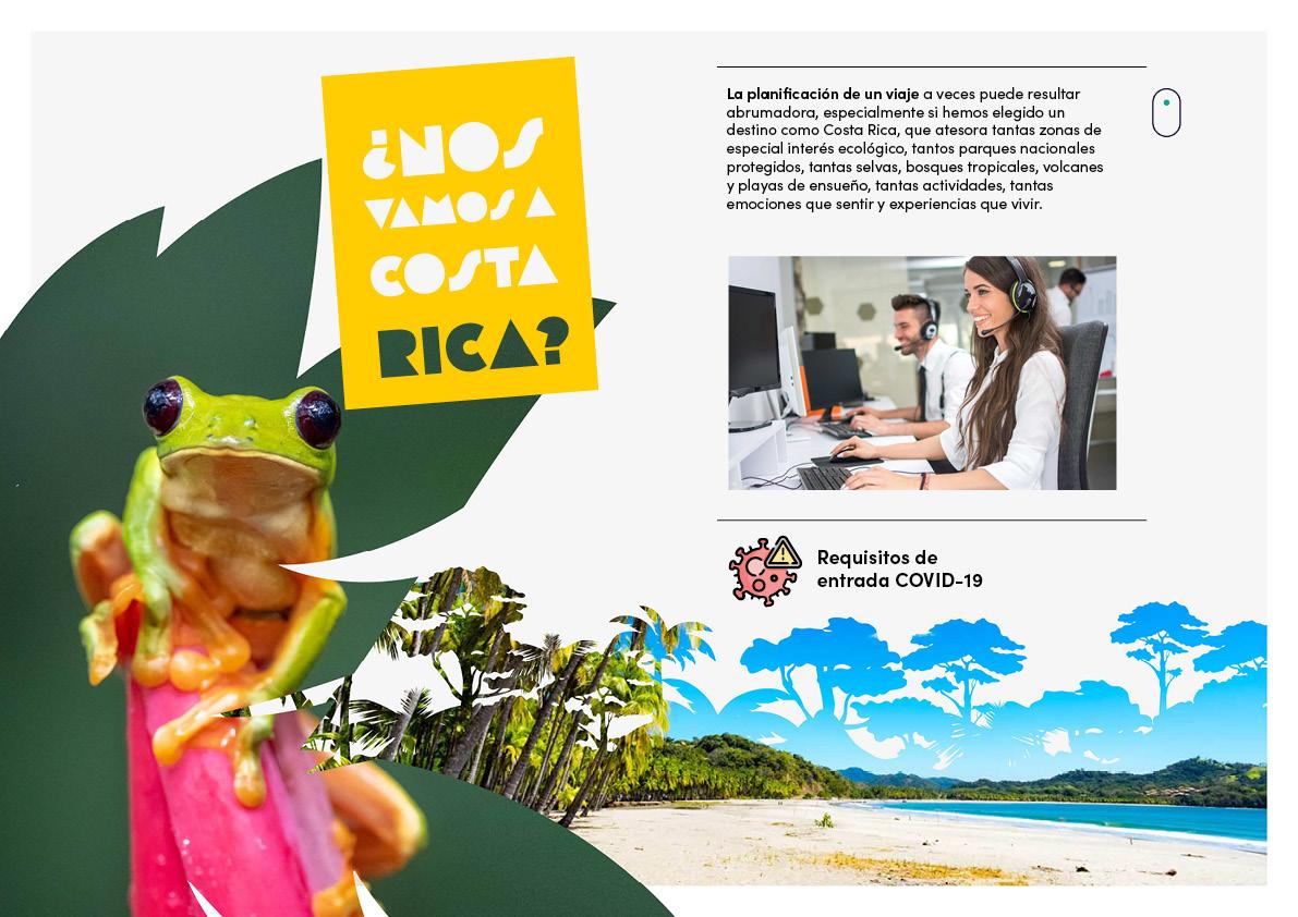 Travelplan - Costa Rica