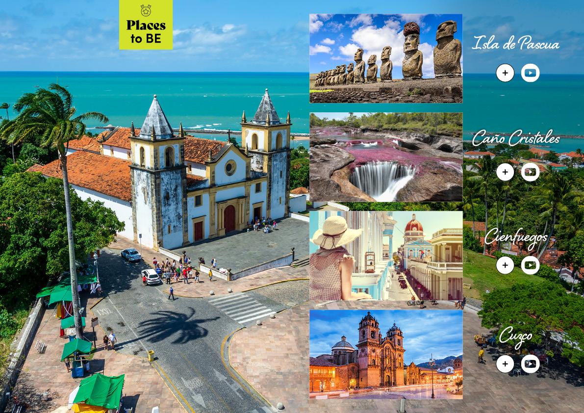 Travelplan - Latinoamerica