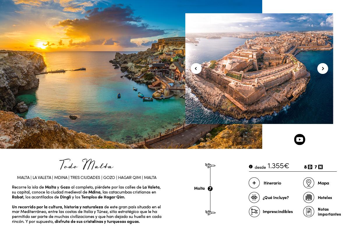 Travelplan - Mediterráneo y Norte de África