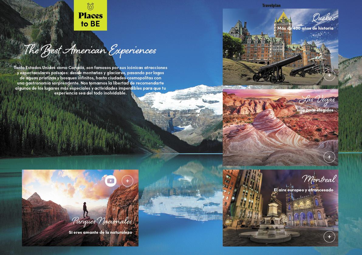 Travelplan - Estados Unidos y Canadá