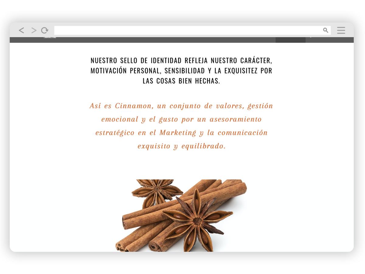 Cinnamon Marketing