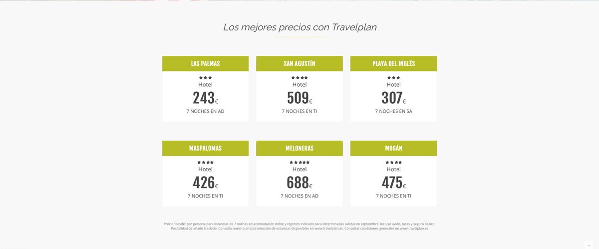 Travelplan - Gran Canaria